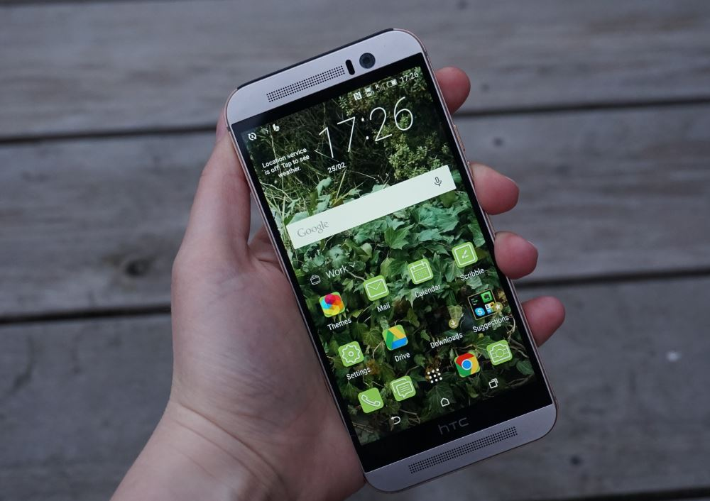 HTC One M9'a Android 9.0 Pie Yüklemek (Custom ROM) 2.jpg
