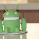 android-cake