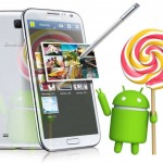 Samsung Galaxy Note 2 Lollipop Güncellemesi