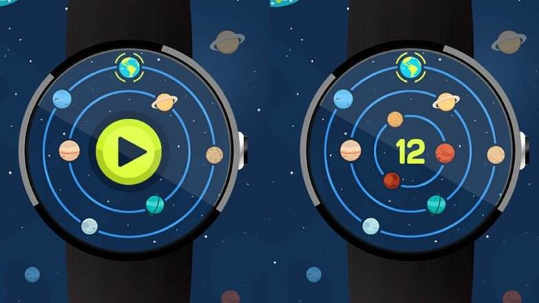 Wear Orbits En İyi Android Wear Uygulamaları