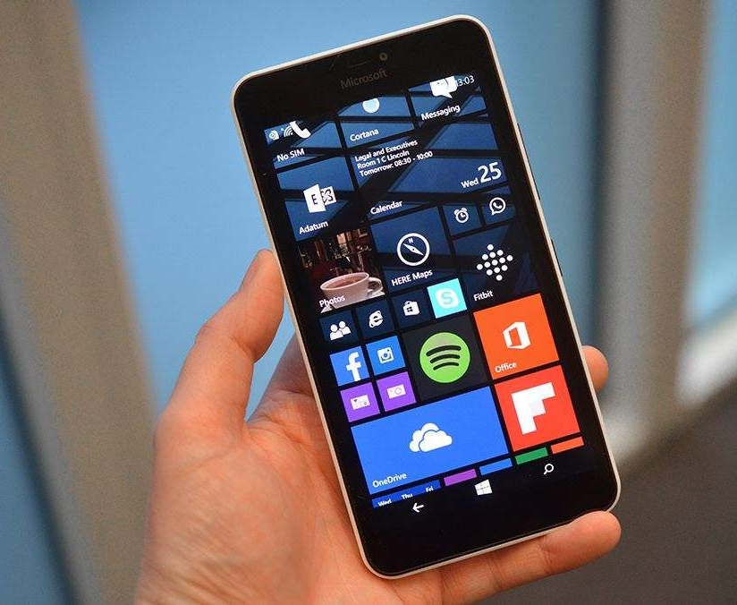 Windows 10 Lumia 640