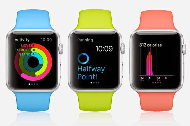 apple watch sağlık ve fitness