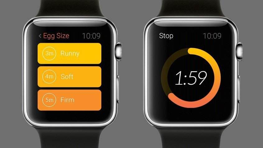 boiled-egg-timer-En İyi Apple Watch Uygulamaları