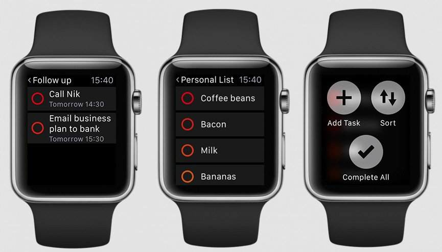 clear-En İyi Apple Watch Uygulamaları