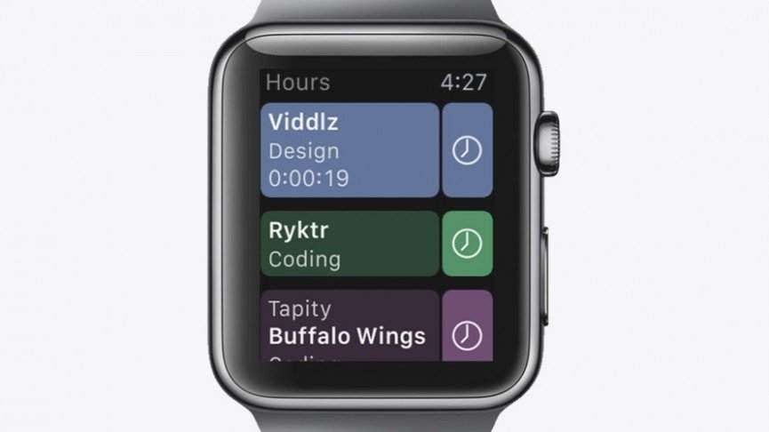 hours-En İyi Apple Watch Uygulamaları