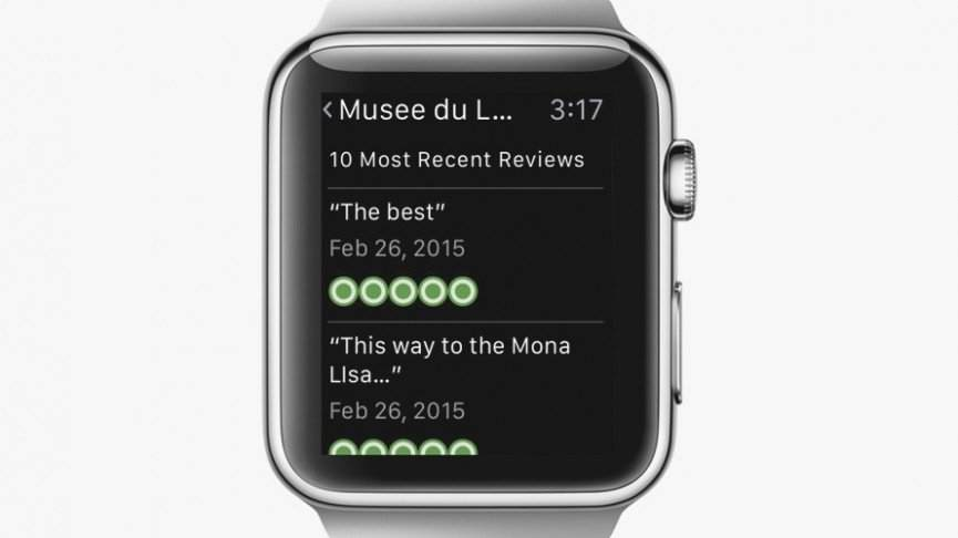 tripadvisor-En İyi Apple Watch Uygulamaları
