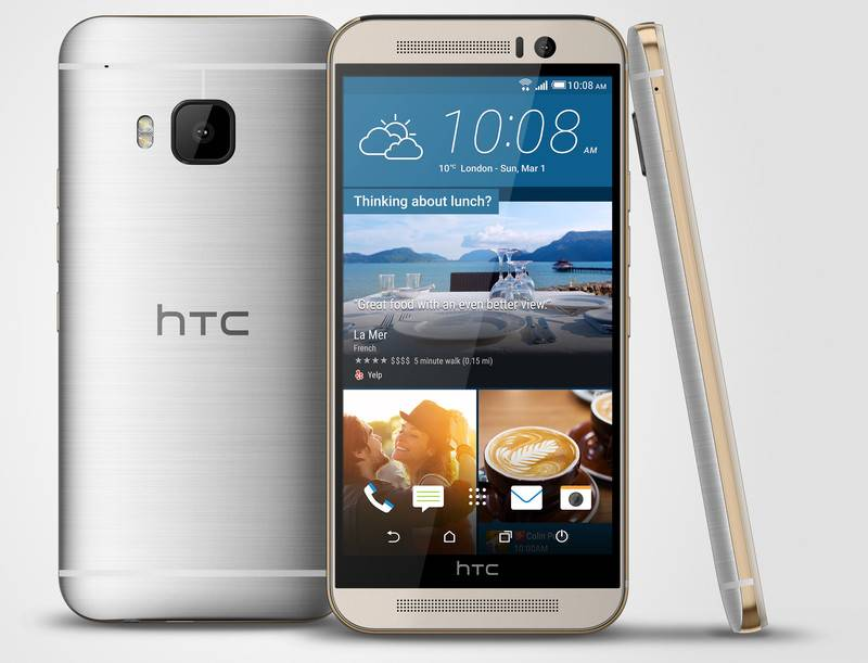 HTC One M9 Android 5.1 Custom ROM Hazır 2