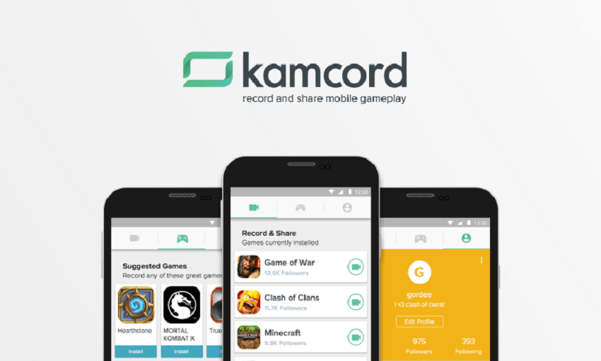 Kamcord_Android_App