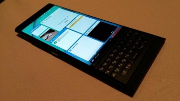 Blackberry Venice 3