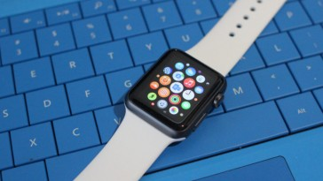 apple watch outlook