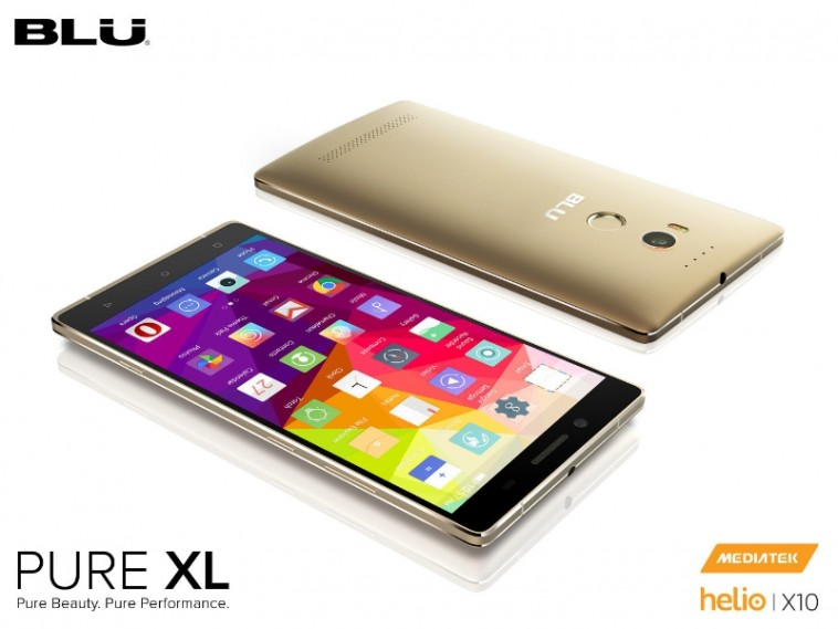 BLU Products Pure XL