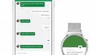 android wear iphone app