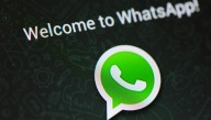 Feb. 21, 2014 - Facebook has acquired WhatsApp messaging service in a $19 bn deal. WhatsApp, a service that allows unlimited free text-messaging and picture sending has more than 400 million users globally and claims 1 million register daily. (Credit Image: © Alex Milan Tracy/NurPhoto/ZUMAPRESS.com)