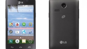 TracFone LG Prepaid Lucky LG16