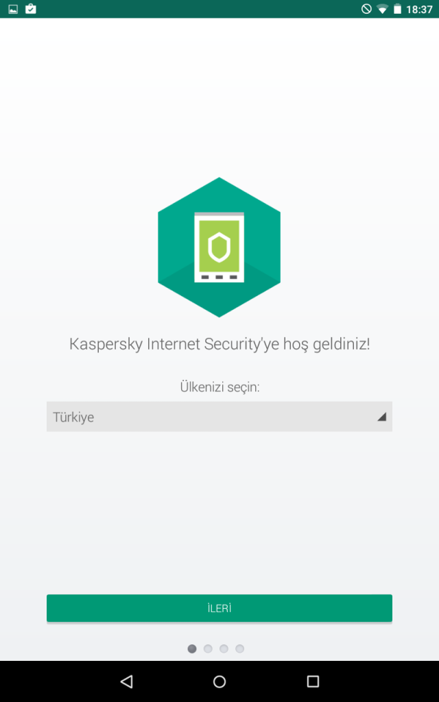 Kaspersky Internet Security for Android 2