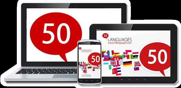 Learn-50-Languages