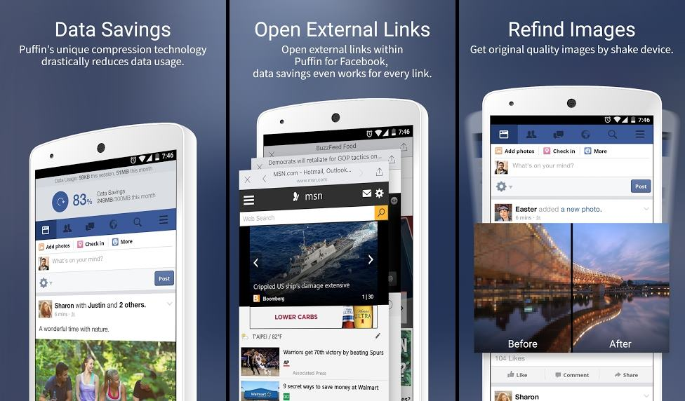 Android ve iPhone En İyi Alternatif Facebook Uygulamaları 2