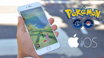 pokemon go iOS 1.1.0