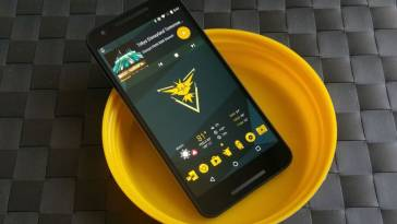 Android Pokemon GO Team Instinct Teması 0