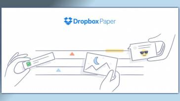 Android ve iPhone Google Docs Alternatifi Dropbox Paper 0
