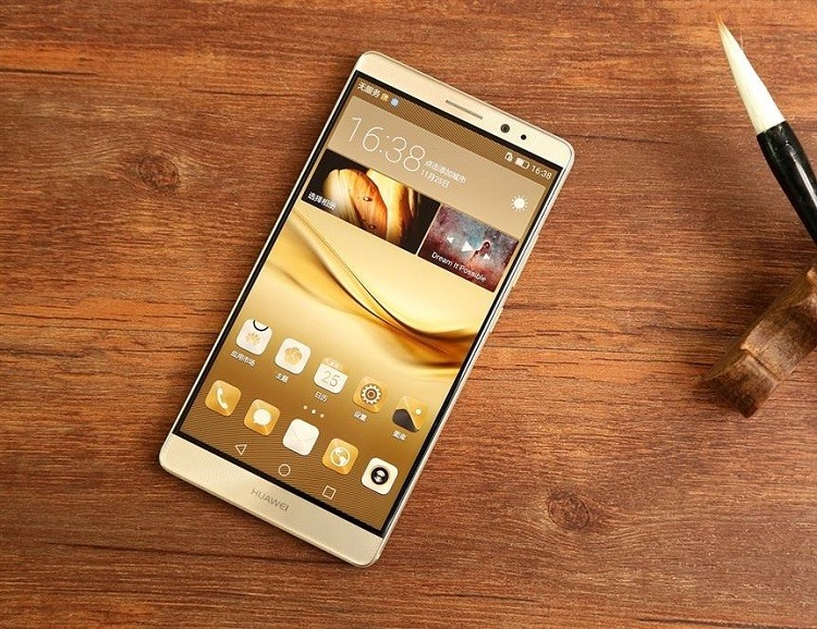 Huawei Mate 8 Android 7.0 Nougat