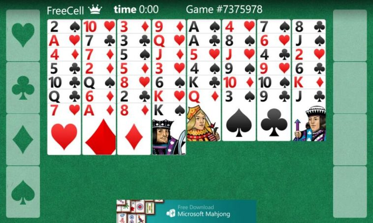 android-ios-solitaire-oynamak