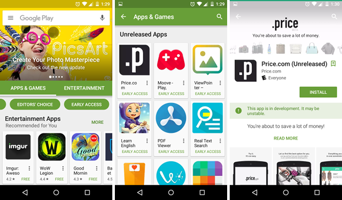 android-google-play-early-access-beta