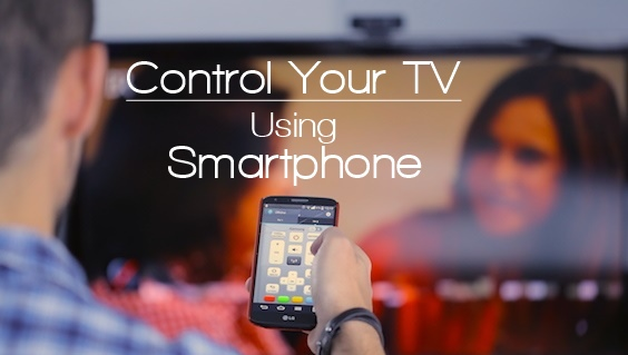 Control-Your-TV-Using-Android