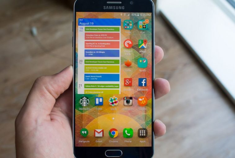 Samsung Galaxy Note 5 Android 7.0 Nougat Root ve TWRP Recovery Yüklemek 5