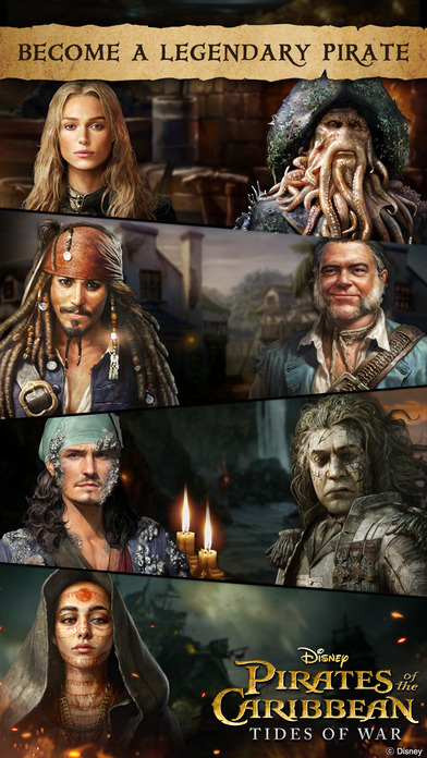 Strateji Oyunu Pirates of the Caribbean Tides of War Yayınlandı 1