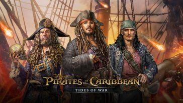 Strateji Oyunu Pirates of the Caribbean Tides of War Yayınlandı 3