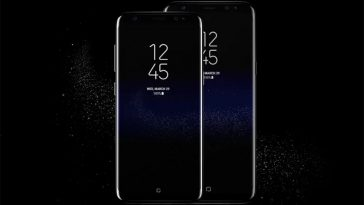 Samsung Galaxy S8 Always On Display Arayüzünde Ana Ekran Butonunu Gizlemek 3