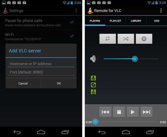 vlc-remote-for-android
