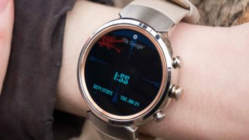 ASUS ZenWatch 2 ve ZenWatch 3 Android Wear 2.0 Güncellemesi 1