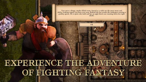 Android ve iOS Fighting Fantasy Legends RPG Kart Oyunu Yayınlandı 2