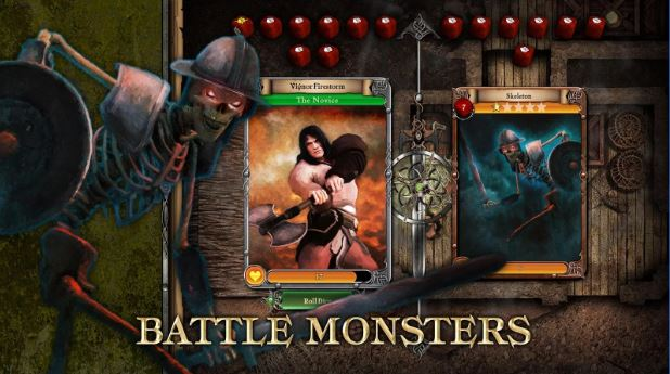 Android ve iOS Fighting Fantasy Legends RPG Kart Oyunu Yayınlandı 3