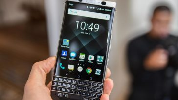 BlackBerry KEYone Android 8.0 Oreo Güncellemesi 1