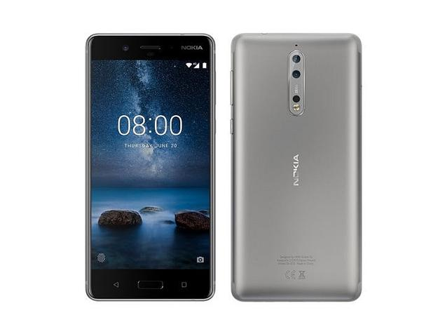 Nokia 3, 5, 6 and 8 and Android Oreo