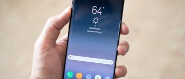 Samsung Galaxy S8 ve S8 Plus'a Galaxy Note 8 ROM'u Yüklemek 1