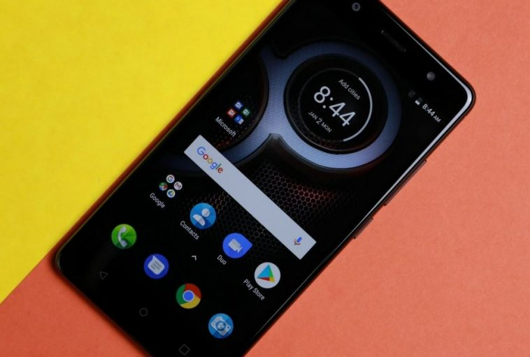Lenovo K8 Plus Gets Android 8 0 Oreo Update In India - Www
