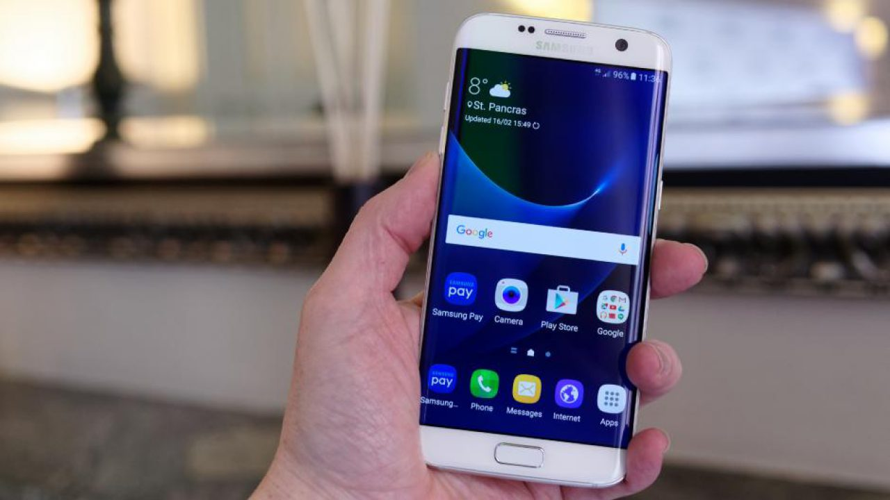 How To Soft Reset A Galaxy S7 Edge Galaxy S7 S7 Edge How to