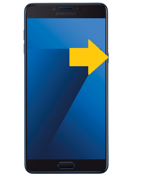 Enter Recovery Mode on Galaxy C7 Pro