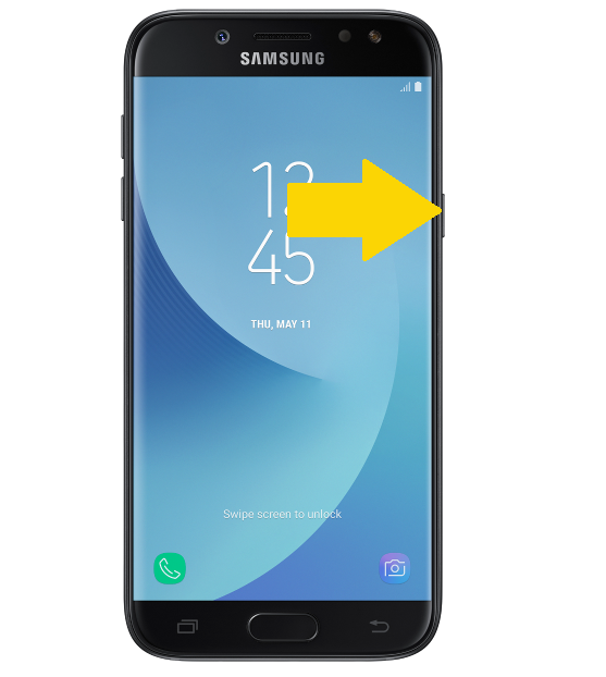 Samsung Galaxy J5 Pro Recovery Mode'a Girme