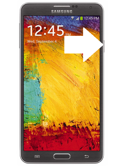 Samsung Galaxy Note 3 Recovery Mode'a Girme