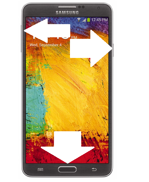 Samsung Galaxy Note 3 Hard Reset Atma