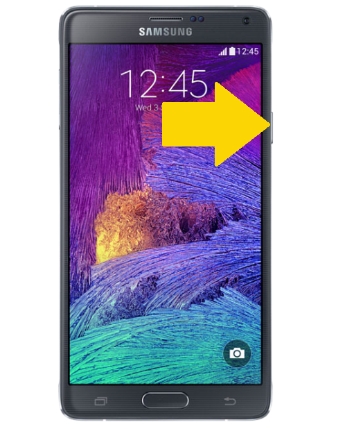 Samsung Galaxy Note 4 Download Mode'a Girme