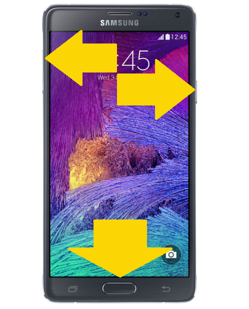 Samsung Galaxy Note 4 Hard Reset Atma