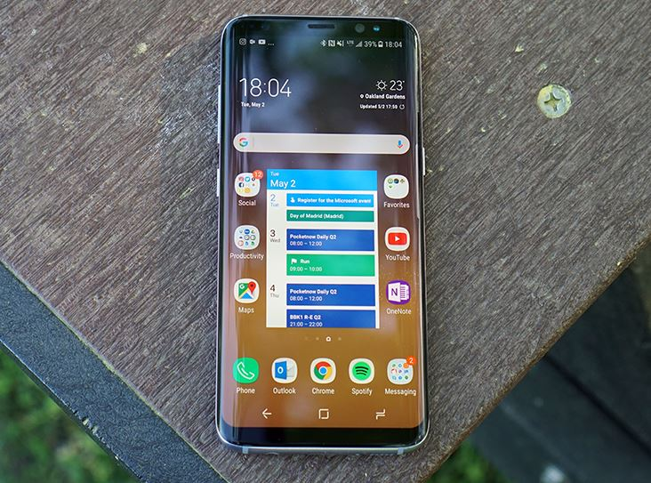 Samsung Galaxy S8 ve S8+ Android Oreo Root ve TWRP Recovery