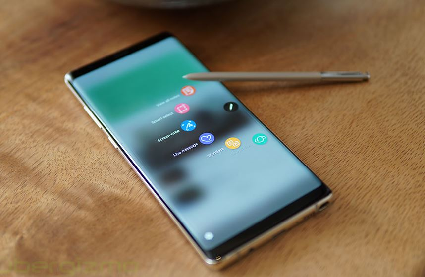 Samsung Galaxy Note 8 Android Oreo Root ve TWRP Recovery